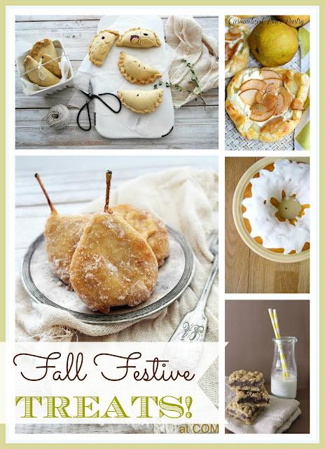 8 fall festive treats