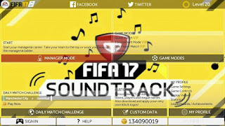 FTS Mod FIFA 2017 by Mesin Apk + Data Obb