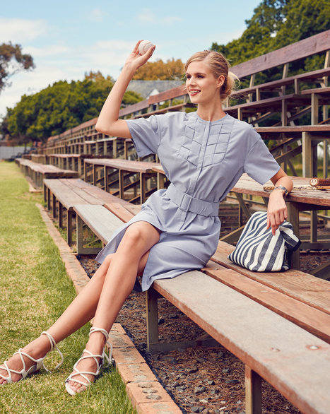 Burda Styl dergisi temmuz 2016 7/2016 elbise