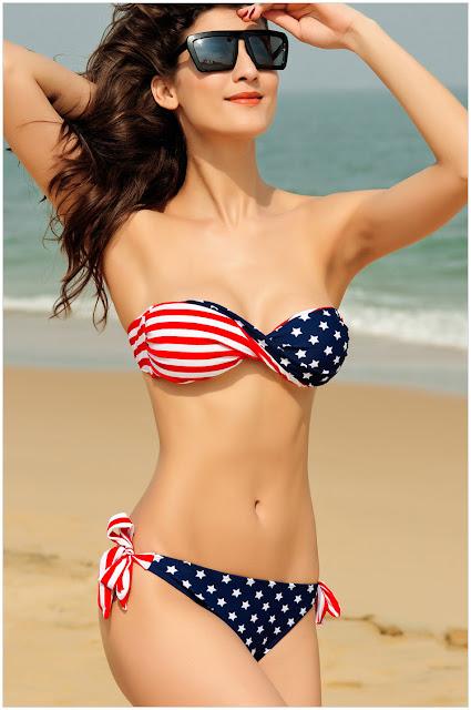 Charming American Model pics. Sweet American model pic
