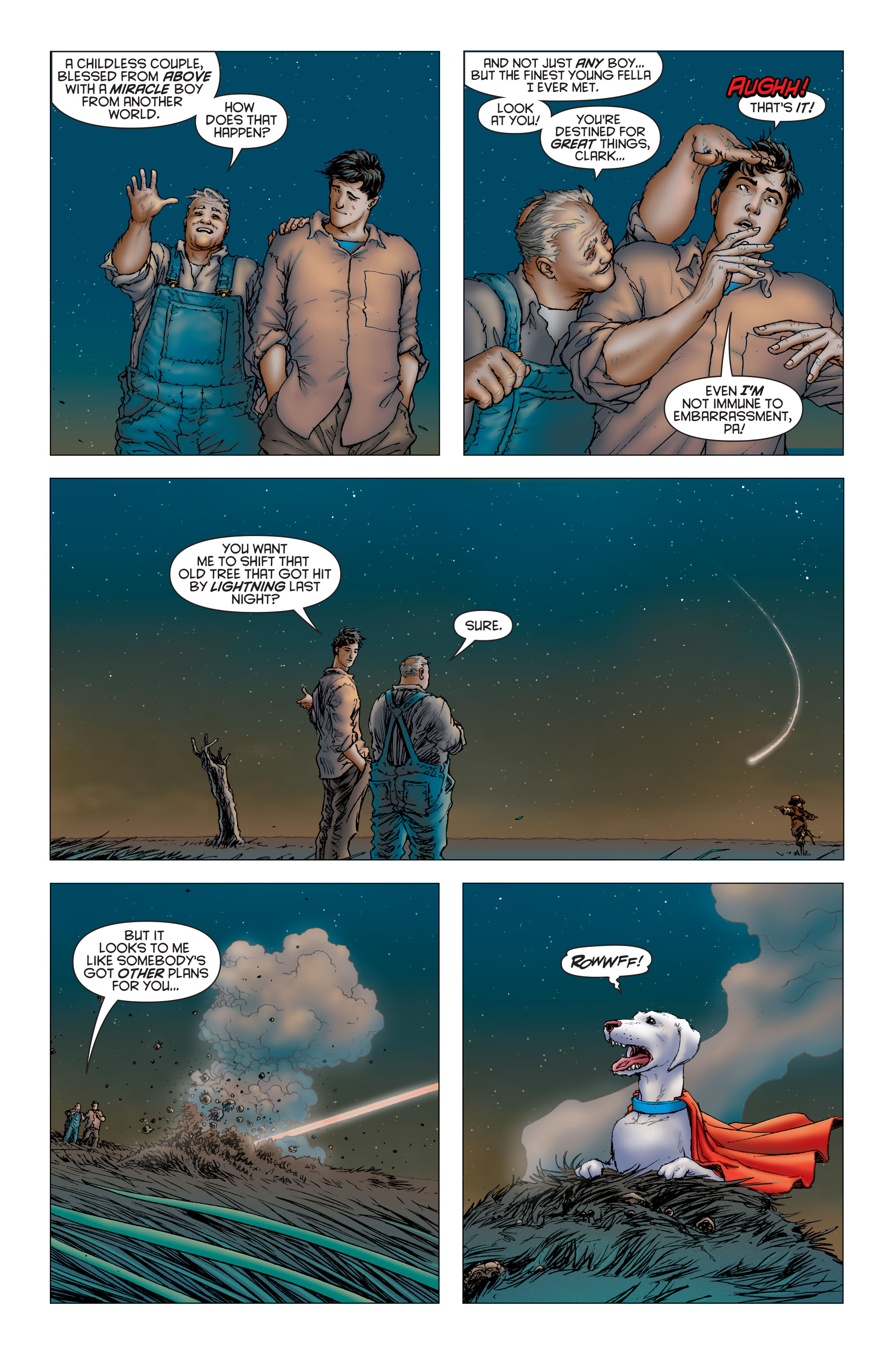 Read online All Star Superman comic -  Issue #6 - 3