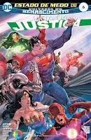 DC Renascimento: Liga da Justiça #6