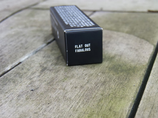 Review: MAC 'Flat Out Fabulous' Lipstick