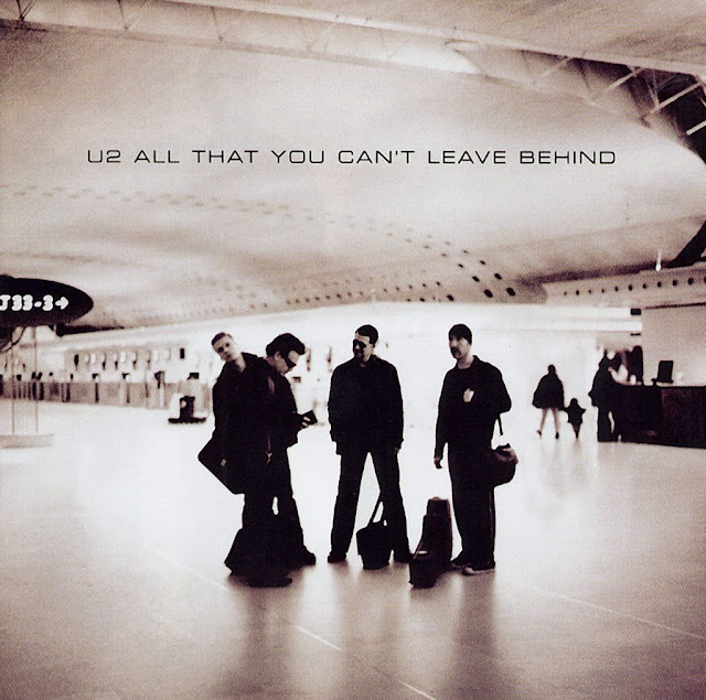 'All That You Can't Leave Behind' album song lyrics by U2.