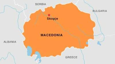 Republic of Macedonia Renamed
