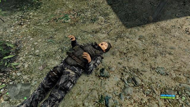 Download Crysis 1 PC Games Gameplay
