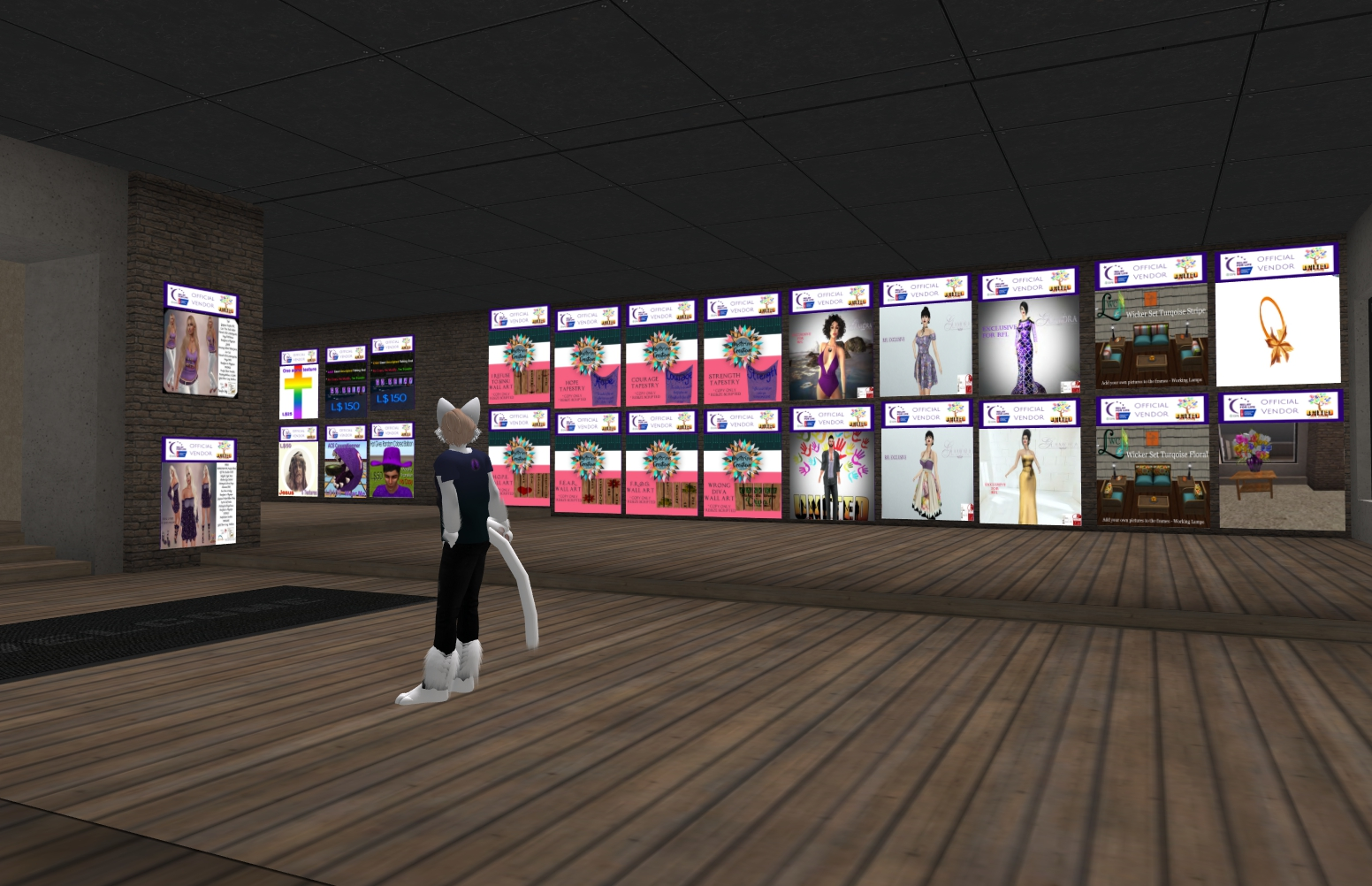 Second Life Store Second Life Newser Announcement The 2018 Relay Store Is Open