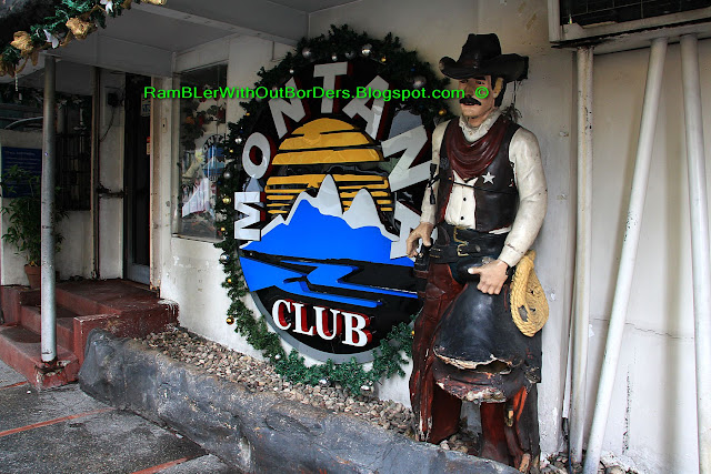 Montana Club, P.Burgos Street, Makati, Manila, Philippines