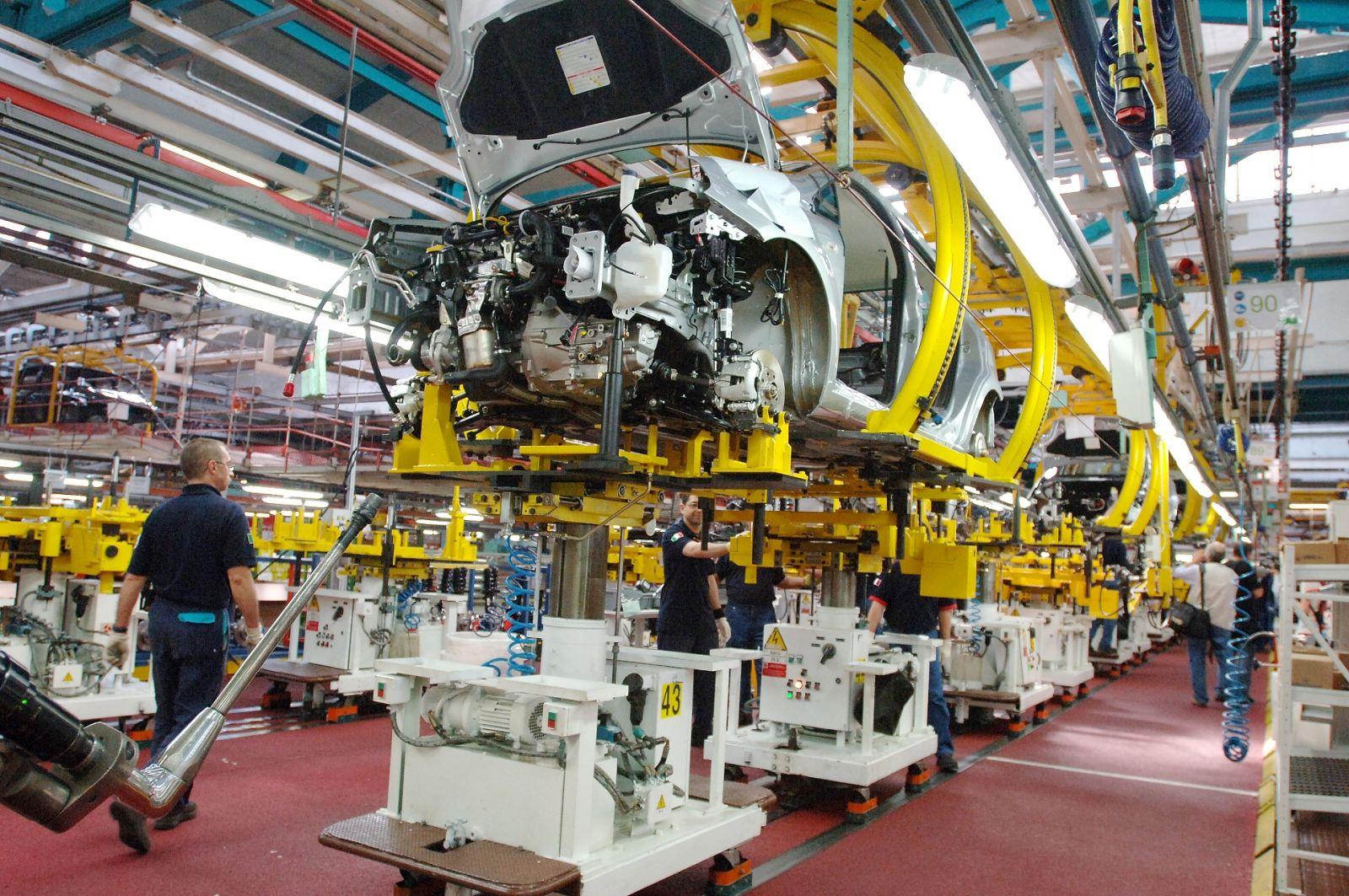 Η FCA επενδύει περισσότερα από 5δις. στην Ιταλία με επίκεντρο την ηλεκτροκίνηση και τα υβριδικά συστήματα