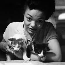Eartha Kitt cats