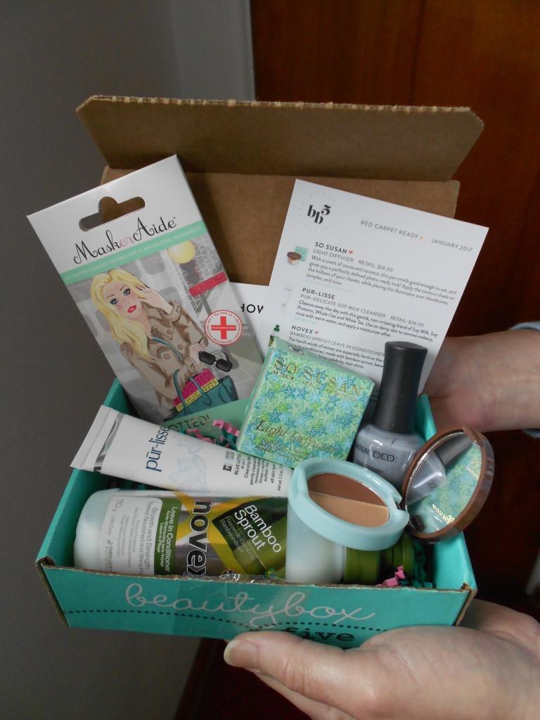 Beauty Box 5 January 2017