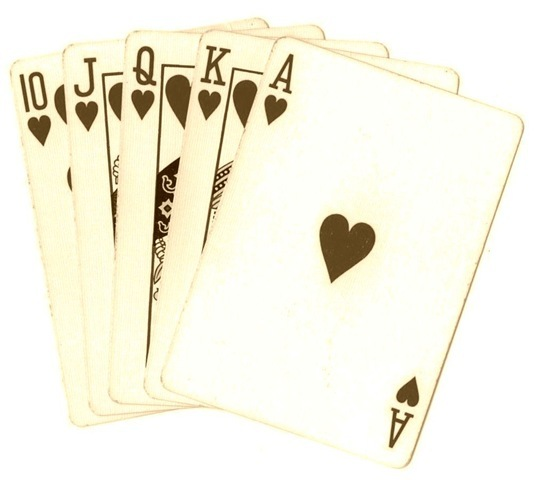 clip art free playing cards - photo #38
