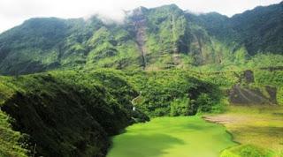 Objek Wisata Terbaik 2018 Di Tasikmalaya - Gunung Galunggung