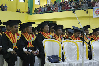 Wisuda Program Pendidikan 1 Tahun Aicom Angkatan 14