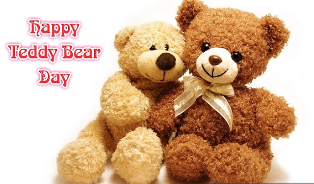 Happy Teddy Day  SMS for your Cute and innocent Friends
