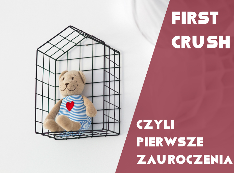 crush, zauroczenie