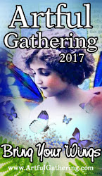 I will be teaching at Artful Gathering 2017