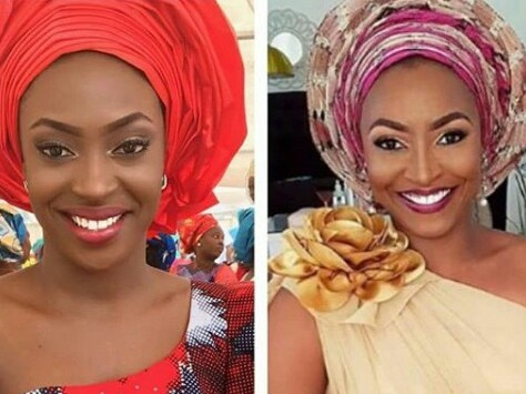 Kate  Henshaw finds her lookalike, share photo.