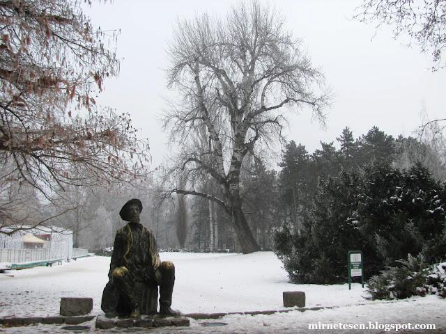 Нови Сад - Дунавски парк