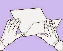 doblado de papel