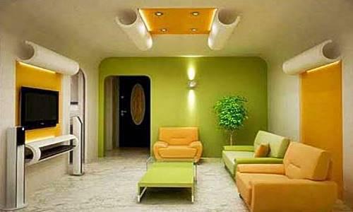 Model Desain Interior Rumah