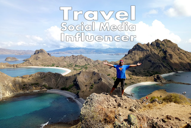 Social media travel influencers
