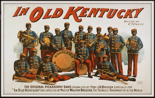 http://www.ebay.com/itm/Wall-Art-C-T-Dazey-Old-Kentucky-Pickaninny-Band-1894-11x17-/320907056840