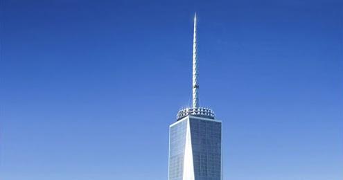 One World Trade Center New York City Usa 2006 2014