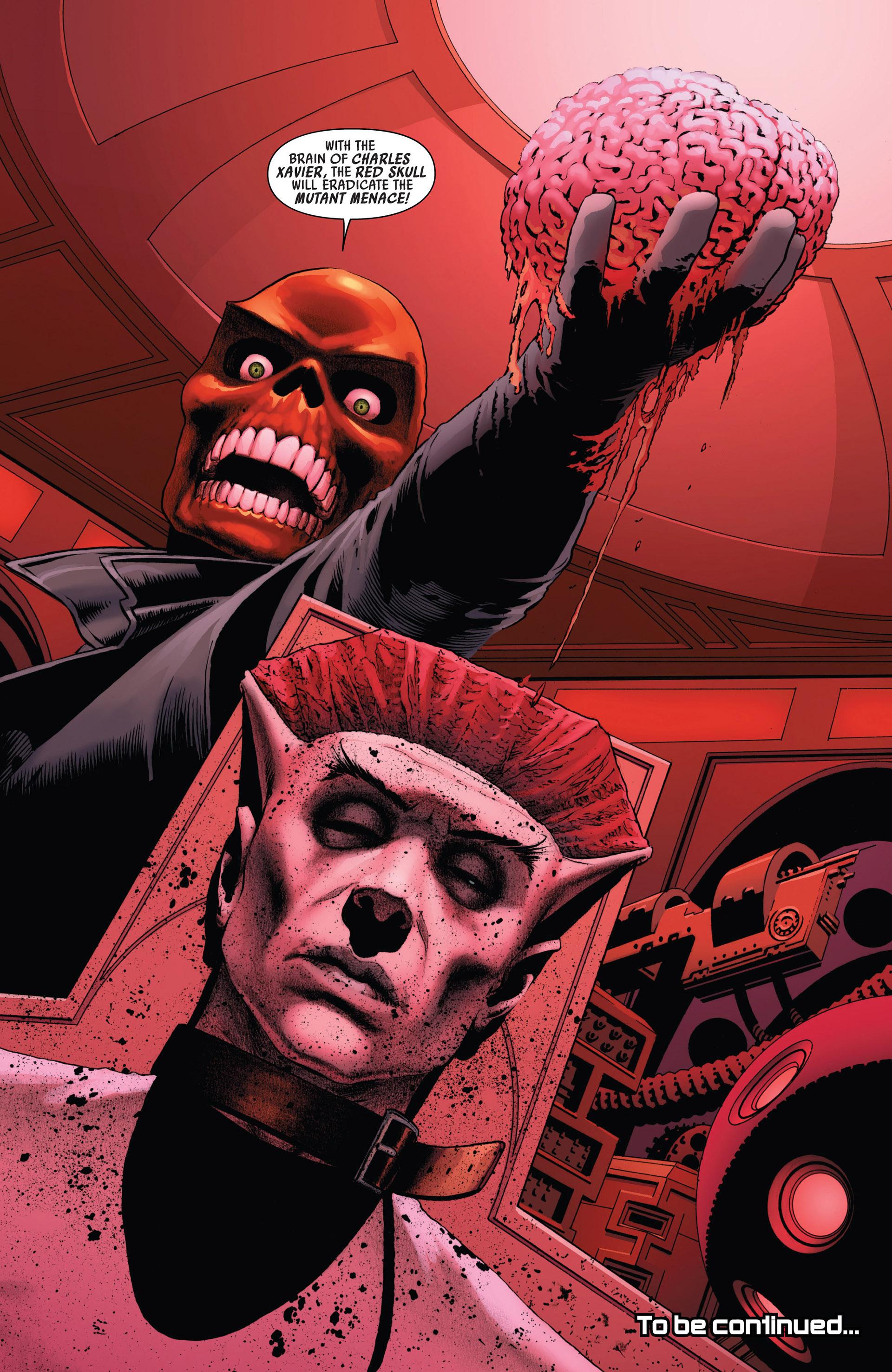 Read online Uncanny Avengers (2012) comic -  Issue #1 - 22