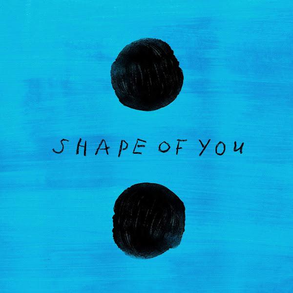 Ed Sheeran - Shape of You - Single Cover