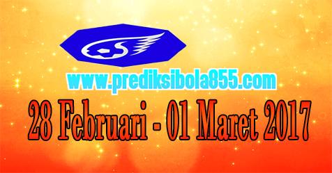 Prediksibola855 28 Februari – 1 Maret 2017