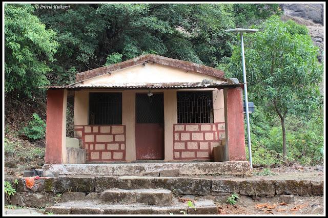 Garjai Temple, Ghangad