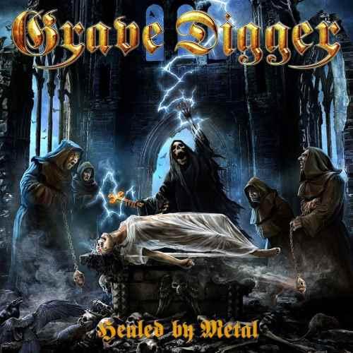 "GRAVE DIGGER: Δείτε το video για το κομμάτι ""Healed By Metal"" απο το επερχόμενο ομότιτλο album"