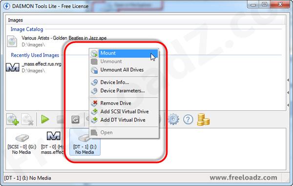 Daemon tools lite gratis - Daemon tools lite windows 8 ...
