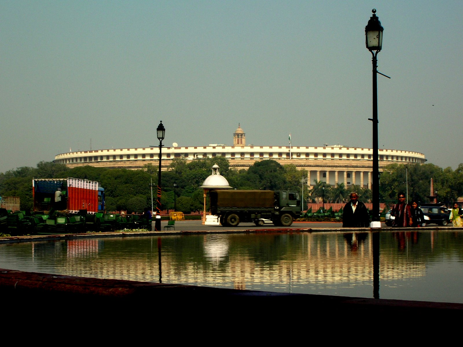 Awesome Quotes Wallpapers Hd Web Study Centre Long Shot Of Indian Parliament
