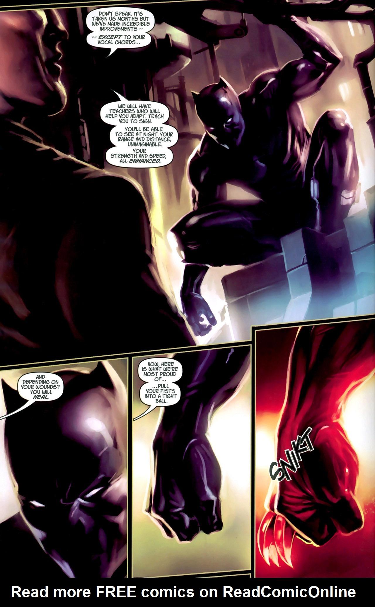 Read online Ultimate Captain America (2008) comic -  Issue # Full - 9