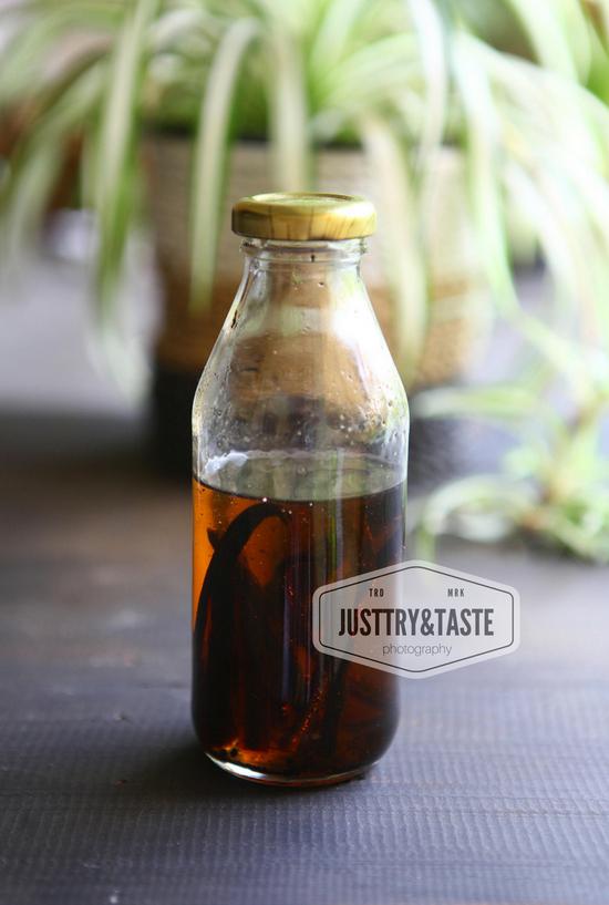 Resep Homemade Vanilla Extract JTT