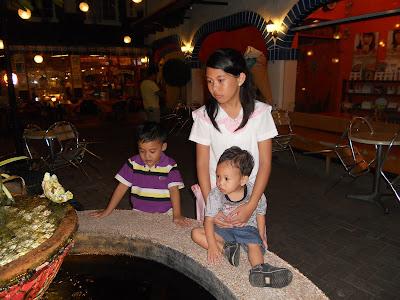 my three breastfed children