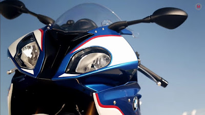 BMW S1000RR Headlight