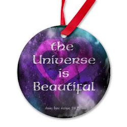 Universe is Beautiful Ornament