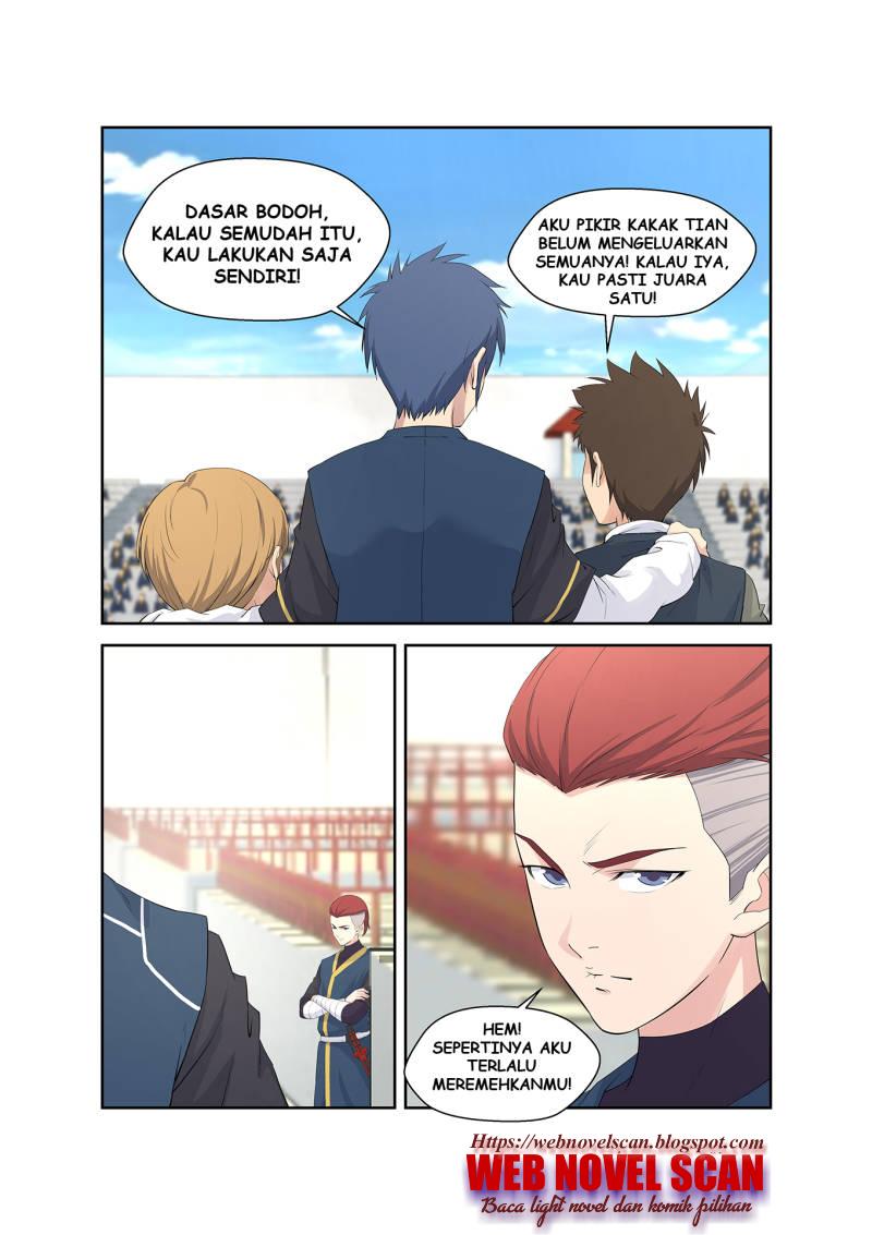 Heaven Defying Sword Bahasa Indonesia Chapter 46