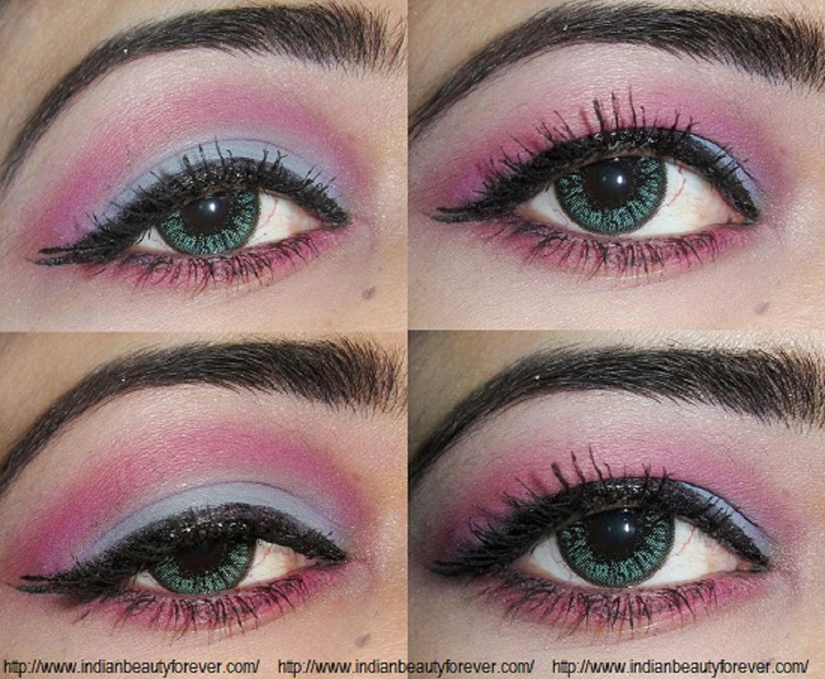 Eye makeup videos for indian eyes