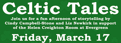 Poster Celtic tales
