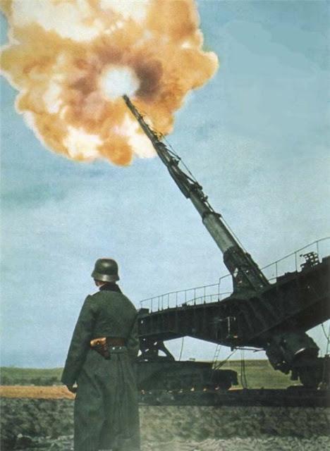 Joplin >> World War II Photos in Color ~ vintage everyday