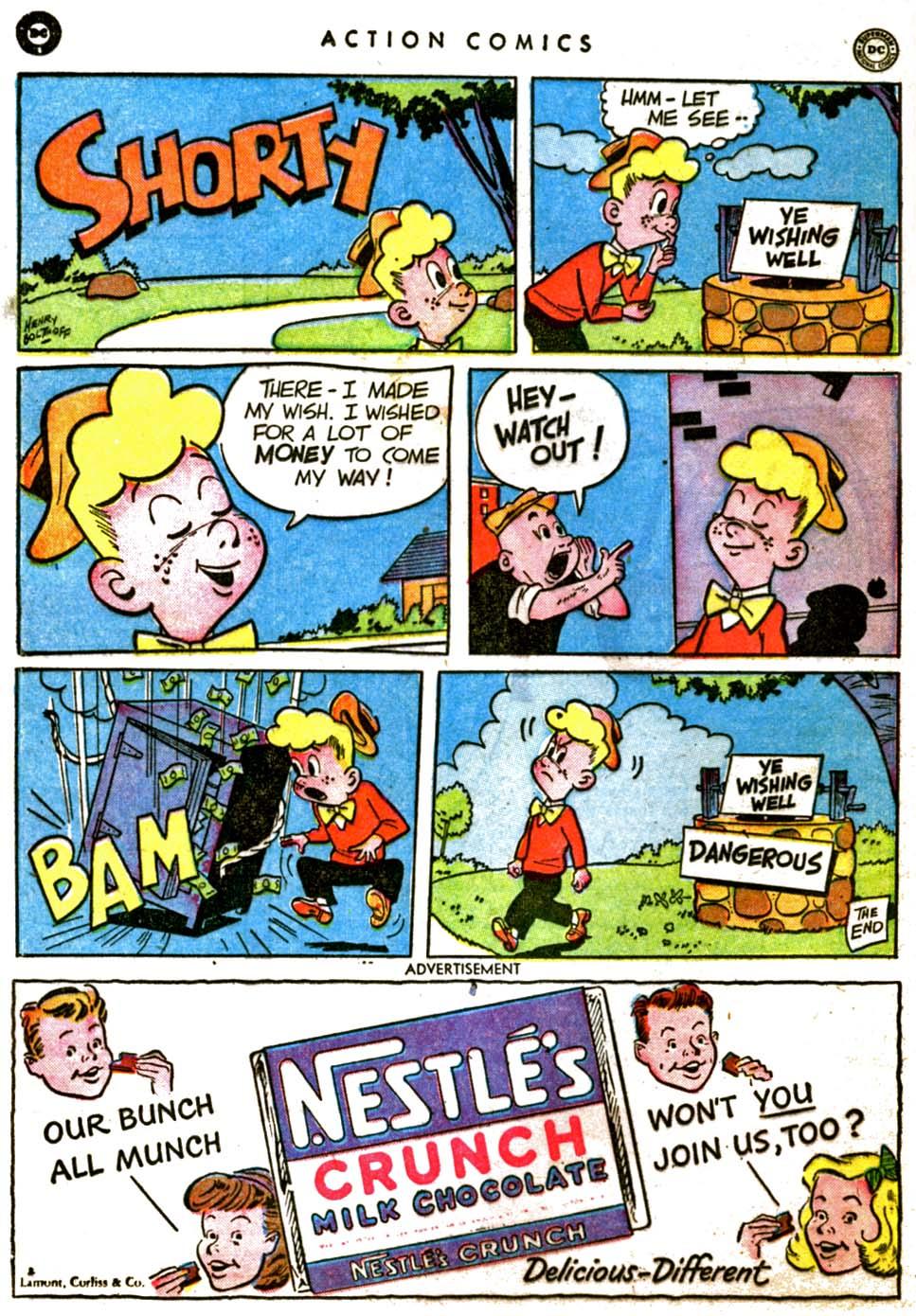 Action Comics (1938) 139 Page 33