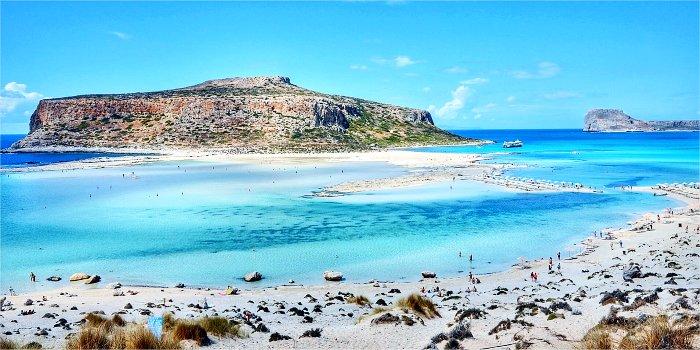 Balos, la spiaggia più bella di Creta