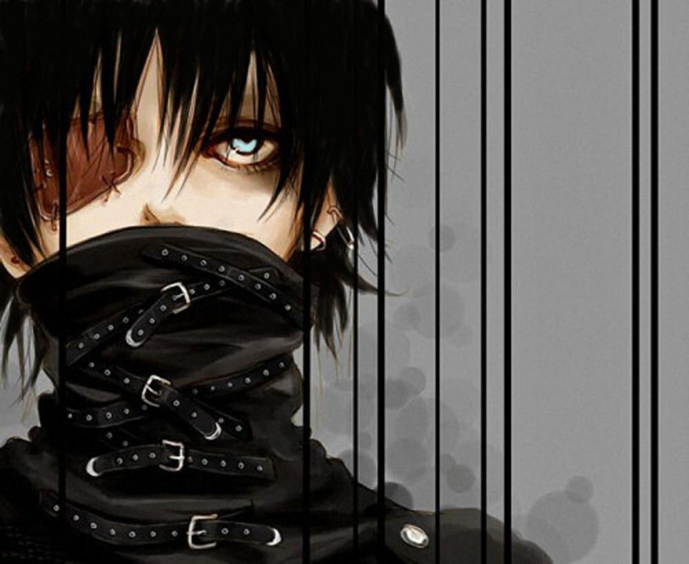Scary anime wallpapers scary wallpapers - Emo anime wallpaper ...