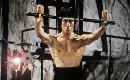 filme do Bruce Lee proibido