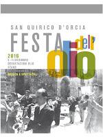 Festa dell'Olio San Quirico d'Orcia