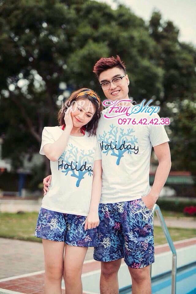Cua hang do di bien o Quan Thanh